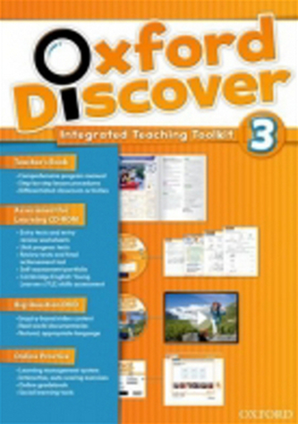 Oxford Discover 3 Teacher´s Book with Integrated Teaching Toolkit