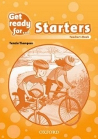 Get Ready for Starters: Teacher´s Book
