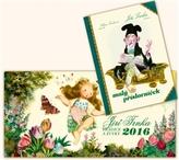 Kalendář 2016 - Trnkův stolní Tradice a zvyky + Malý příslovníček
