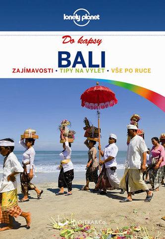 Bali do kapsy - Lonely Planet - neuveden
