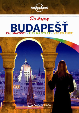 Budapešť do kapsy - Lonely Planet