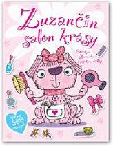 Zuzančin salon krásy - Oblékni Zuzanku a její kamarády