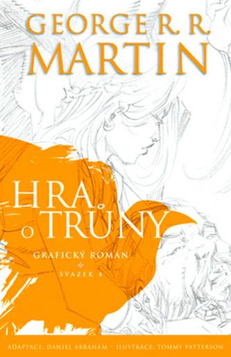 Hra o trůny 4 - George R. R. Martin