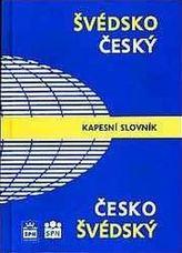 Švédsko český a česko švédský kapesní slovník