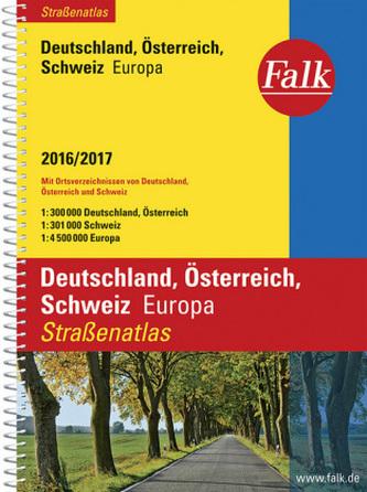 Německo / Rakousko / Švýcarsko 2016/17 Falk spir.  MD