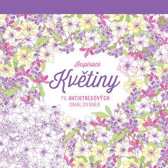 Inspiration Fleurie - Antistresový blok