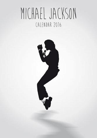 Kalendář nástěnný 2016 - MICHAEL JACKSON