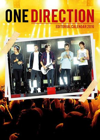 Kalendář nástěnný 2016 - ONE DIRECTION