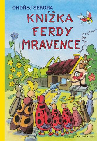 Knížka Ferdy Mravence - Sekora Ondřej