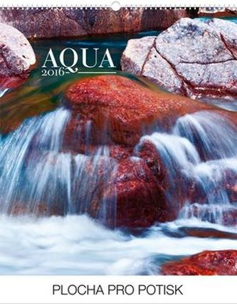 Voda Praktik - nástěnný kalendář 2016