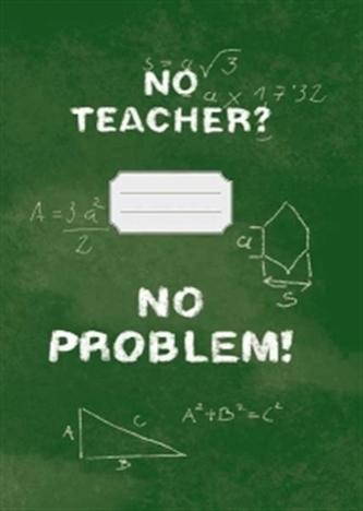 Sešit - No teacher? No problem!