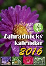 Zahradnický kalendář 2016