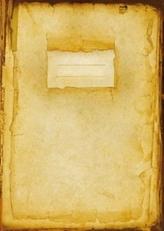 Sešit - Old Paper