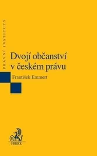 Dvojí občanství v českém právu