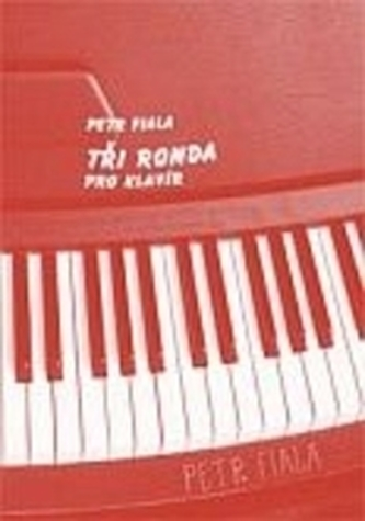 TŘI RONDA – pro klavír