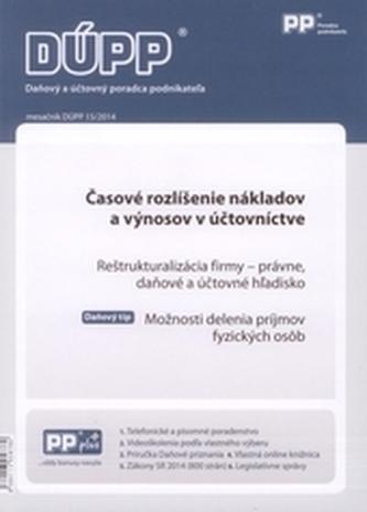 Daňový a účtovný poradca podnikateľa 15/2014