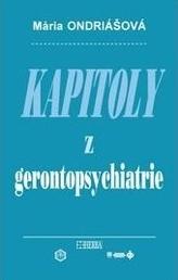 Kapitoly z gerontopsychiatrie