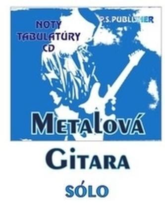 Metalová Gitara -2: Sólo + CD 2.vydanie