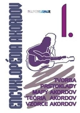 Encyklopédia akordov 1 /kniha/ 2.vydanie