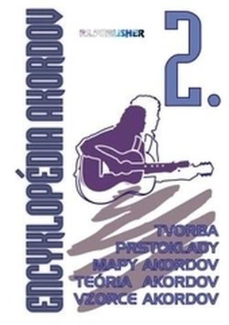 Encyklopédia akordov 2 /kniha/