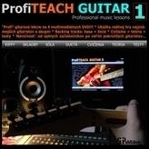 Multimediálne DVD: PROFITEACH GUITAR DVD01
