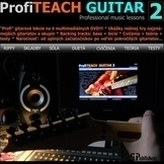 Multimediálne DVD: PROFITEACH GUITAR DVD02