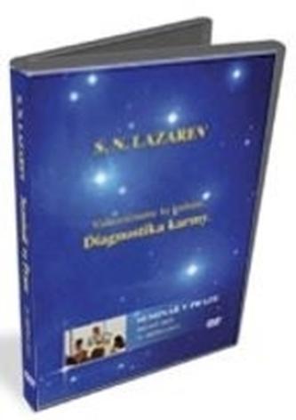 Diagnostika karmy - seminář v Praze 2 - DVD - Lazarev, Sergej