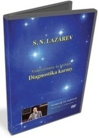 Diagnostika karmy - seminář ve Varšavě 1 - DVD - Lazarev, Sergej