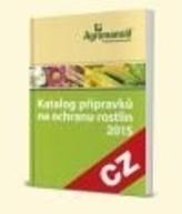 Katalog přípravků na ochranu rostlin 2015
