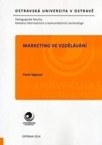 Marketing ve vzdělávání