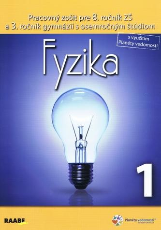 Fyzika pre 8. ročník 1. polrok