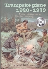 Trampské písně 1920 - 1939 + CD