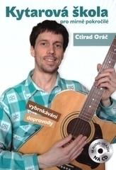 Kytarová škola pro mírně pokročilé + CD