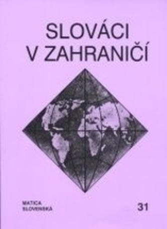 Slováci v zahraničí 31