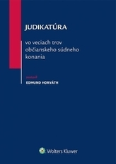 Judikatúra vo veciach trov občianskeho súdneho konania