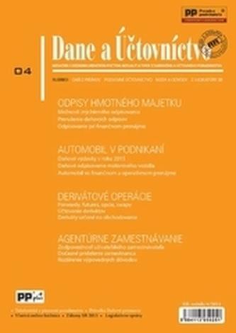 Dane a účtovníctvo 4/2015
