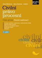 Civilní právo procesní. Část první: řízení nalézací