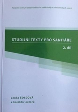 Studijní texty pro sanitáře, 2. díl