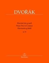 Klavírní trio g-moll, op. 26