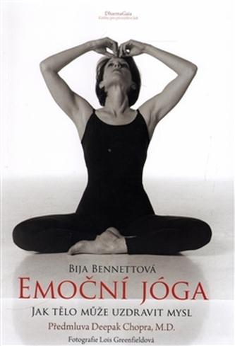 Emoční jóga - Bija Bennett