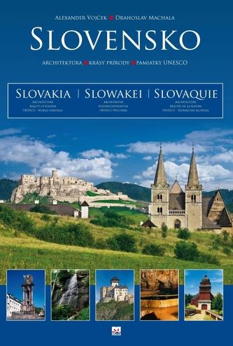 Slovensko – architektúra – krásy prírody – pamiatky UNESCO