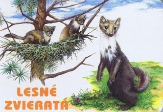 Lesné zvieratá
