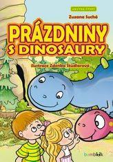 Prázdniny s dinosaury - Chytré čtení