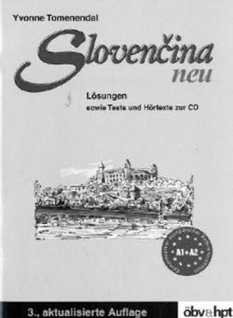 Slovenčina - Lösungen