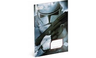 Sešit Star Wars Clone, 21 x 29,7 cm