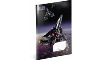 Sešit Star Wars Tri-Fighter, 14,8 x 21 cm