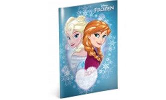 Sešit Frozen Sisters, 14,8 x 21 cm