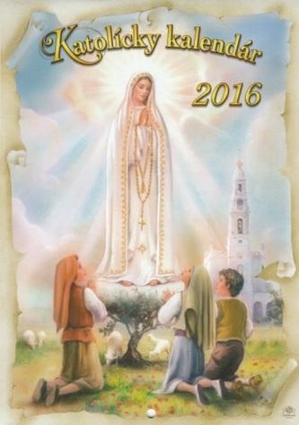 Katolícky kalendár 2016 nástenný
