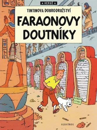 Faraonovy doutníky-Tintin