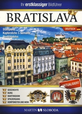 Bratislava obrázkový sprievodca NEM - Bratislava Bildfuehrer